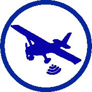 Il s'agit d'un pictogramme représentant une voiture équipée du Leica Pegasus Two, outil utilisé lors du Mobile Mapping